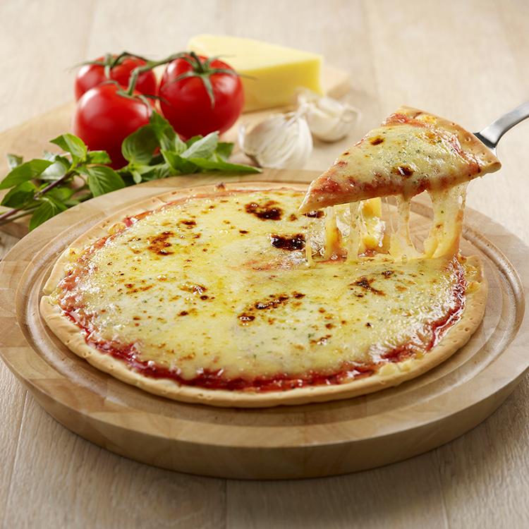 """""""9.5""""""""  Super Thin Crust Mozzarella Cheese Pizza (Frozen)"""